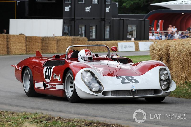 Guiseppi Bagli Alfa Romeo 3/2 Le Mans