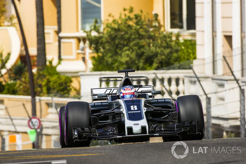 8. Romain Grosjean, Haas F1 Team VF-17