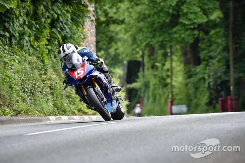 William Dunlop, Yamaha