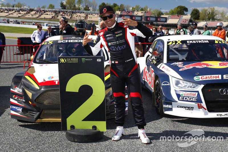 2. Timo Scheider, MJP Racing Team Austria, Ford Fiesta ST