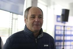 Gerhard Berger, ITR-Chef