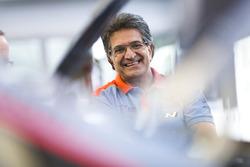 Michel Nandan, Teamchef, Hyundai Motorsport