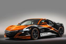 Honda NSX im McLaren-Design