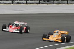 Джонні Рутерфорд, McLaren M16, Маріо Андретті, McLaren M24