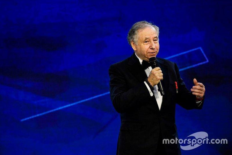FIA Prize Giving ceremonie