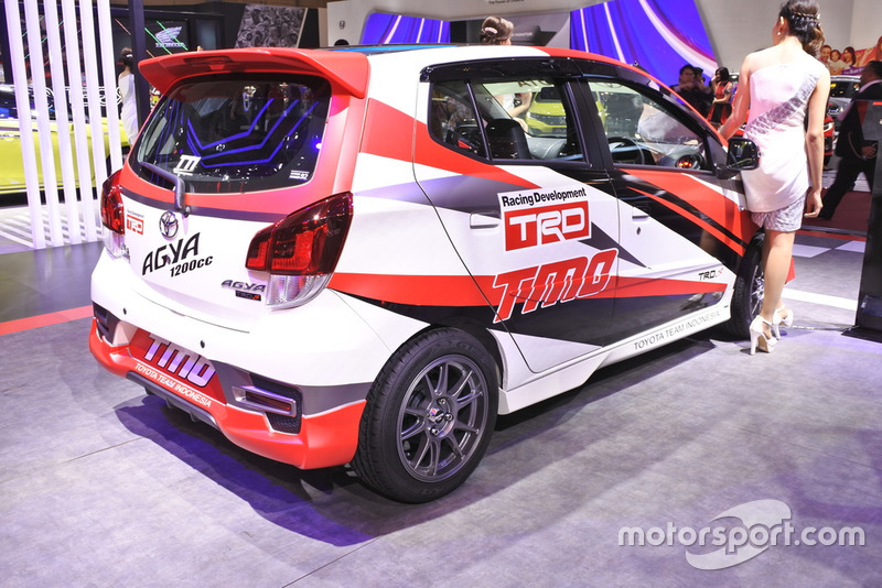 Toyota Agya 1.200cc, Toyota Team Indonesia