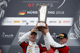 Champions #88 Akka ASP Team Mercedes-AMG GT3: Raffaele Marciello, Michael Meadows