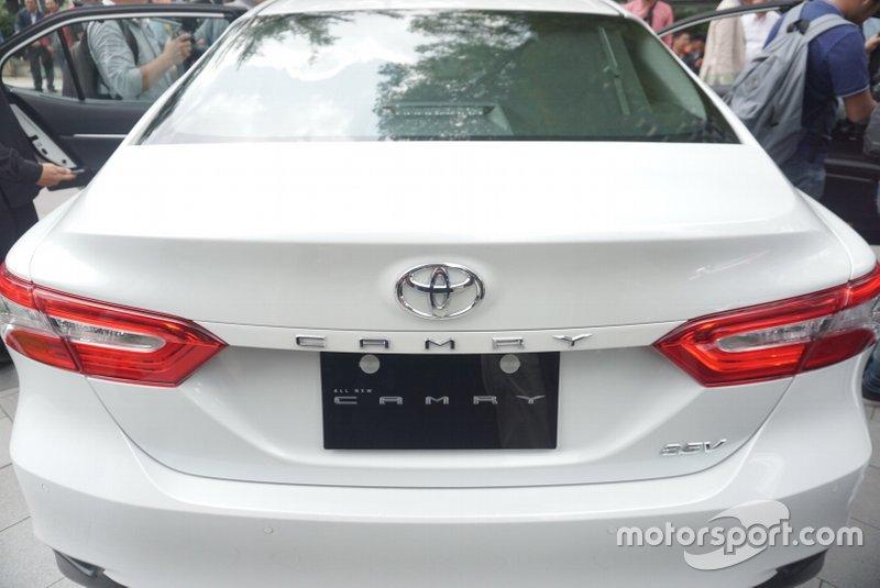 All New Toyota Camry V