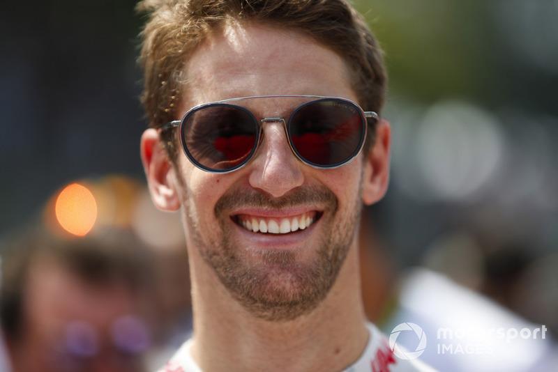 Romain Grosjean (Francia)