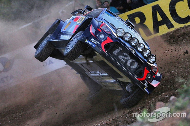 Тьерри Невилль и Николя Жильсуль, Hyundai New i20 WRC, Hyundai Motorsport
