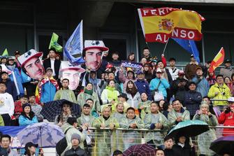 Fernando Alonso taraftarları