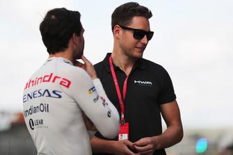 Жером д'Амброзіо, Mahindra Racing, Стоффель Вандорн, HWA Racelab