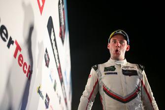 #911 Porsche Team North America Porsche 911 RSR, GTLM: Nick Tandy, Celebrates