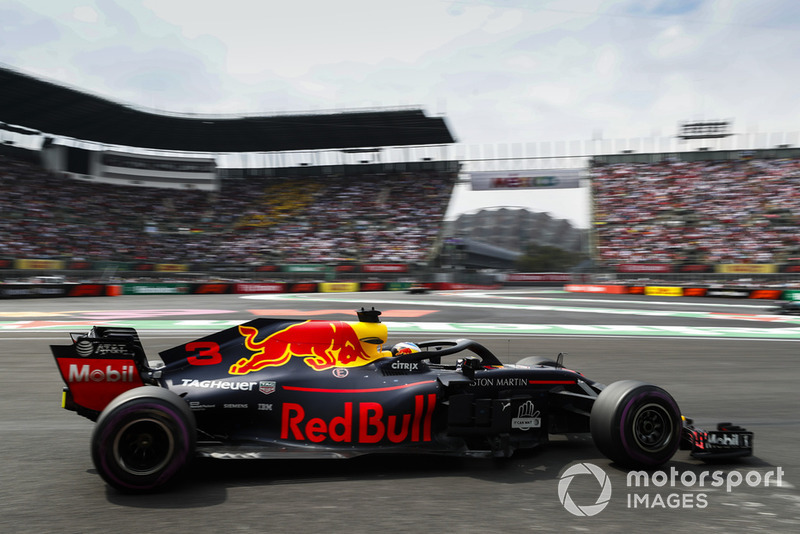 2018 : Red Bull RB14, à moteur TAG-Heuer (Renault)