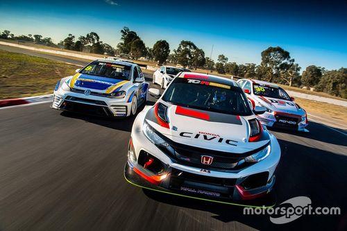 TCR Australia: Winton May testing