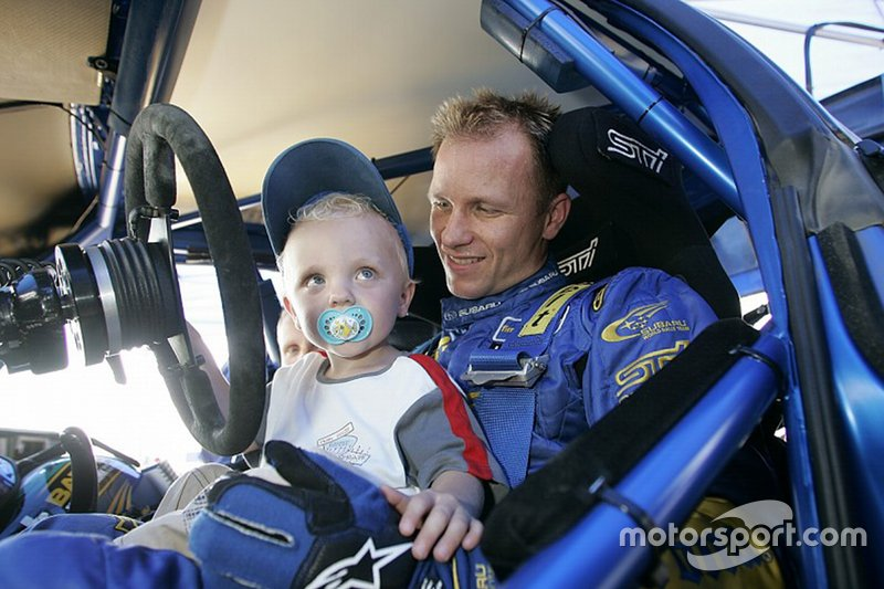 Oliver Solberg announcement
