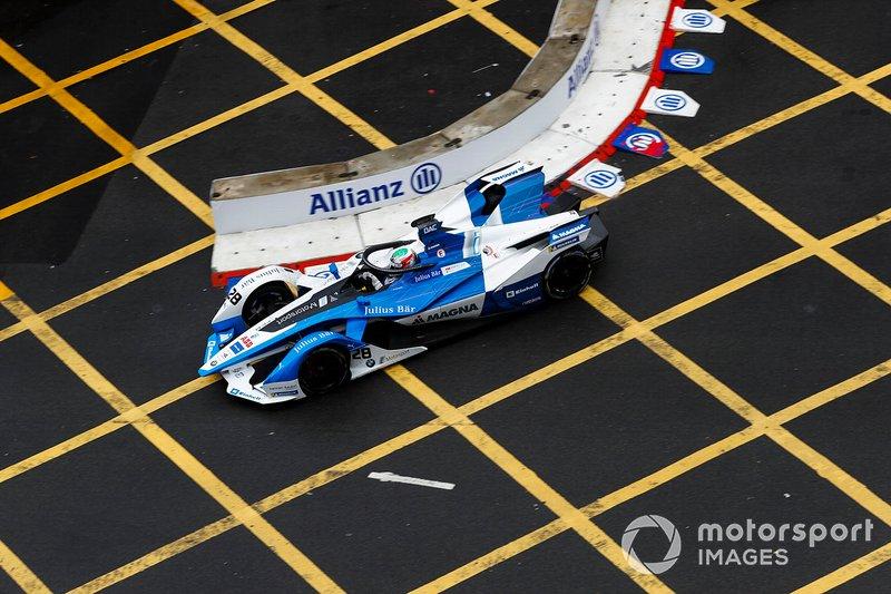 Лидер: Антониу Феликс да Кошта (BMW I Andretti Motorsports) - 62 очка