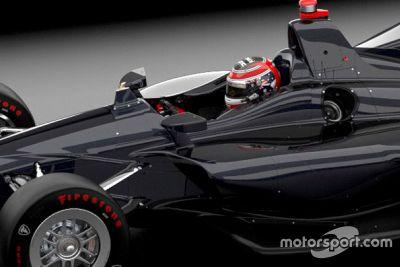 IndyCar cockpit modification