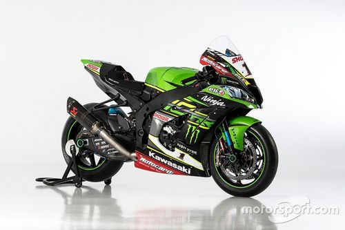 Presentación Kawasaki