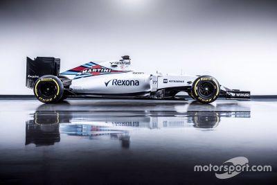 Présentation de la Williams FW38