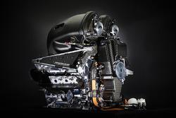 Мотор Mercedes PU106-Type Hybrid от Mercedes AMG F1 W06 2015 года
