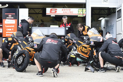 L'équipe SIC Racing Team