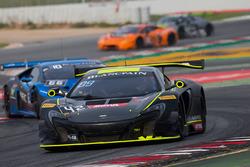 #42 Strakka Racing McLaren 650S GT3: Льюїс Вільямсон, Нік Левентіс, Давід Фуманеллі