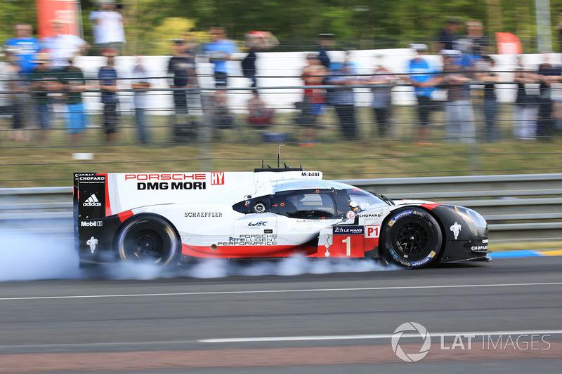 3. LMP1: #1 Porsche 919 Hybrid