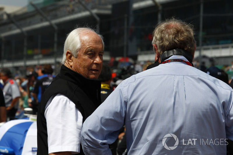 Roger Penske and Dale Coyne