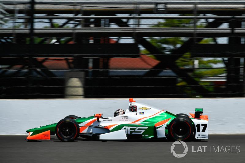 31. Sebastian Saavedra, Juncos Racing, Chevrolet