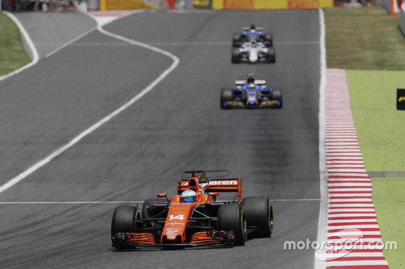 12. Фернандо Алонсо, McLaren