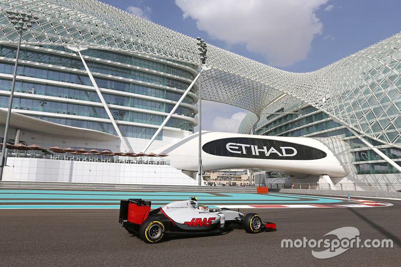 13. Esteban Gutierrez, Haas F1 Team VF-16