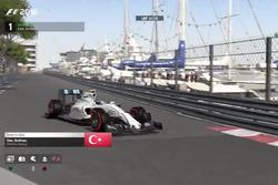 F1 2016 Monaco GP Cem Korkmaz