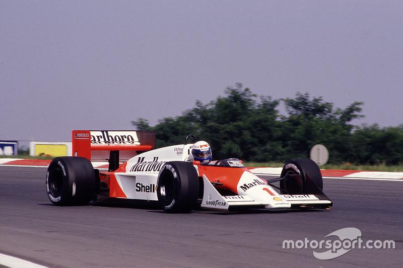 1987. McLaren MP4/3 TAG Porsche