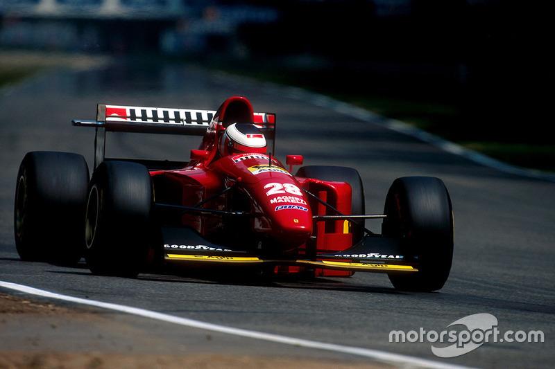 1994: Gerhard Berger, Ferrari 412T1B