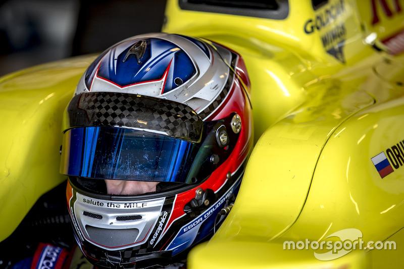 Egor Orudzhev, Pertamina Campos Racing