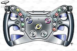 DUPLICATE: Red Bull RB7 steering wheel