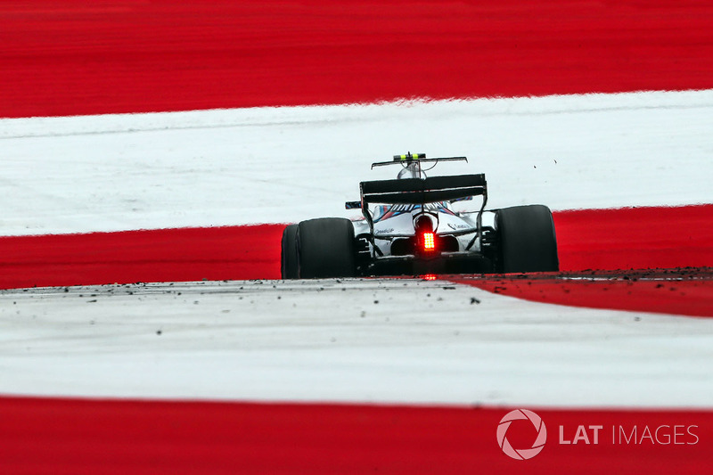 8. Lance Stroll, Williams FW40