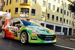 Pin Danilo, Jimmy Grandi, Peugeot 207 S200, D-Max Swiss