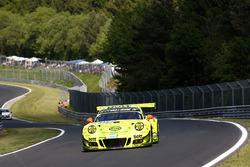 #911 Manthey Racing, Porsche 911 GT3 R: Romain Dumas, Richard Lietz, Patrick Pilet, Richard Lietz, Fred Makowiecki
