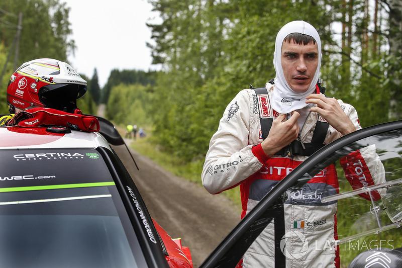 Крейг Брін, Citroën World Rally Team