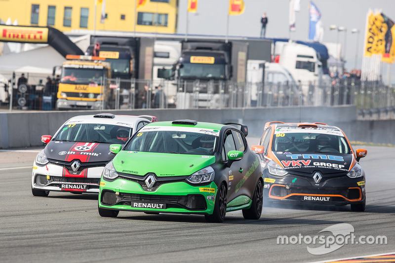 Clio Cup Central Europe: Sachsenring