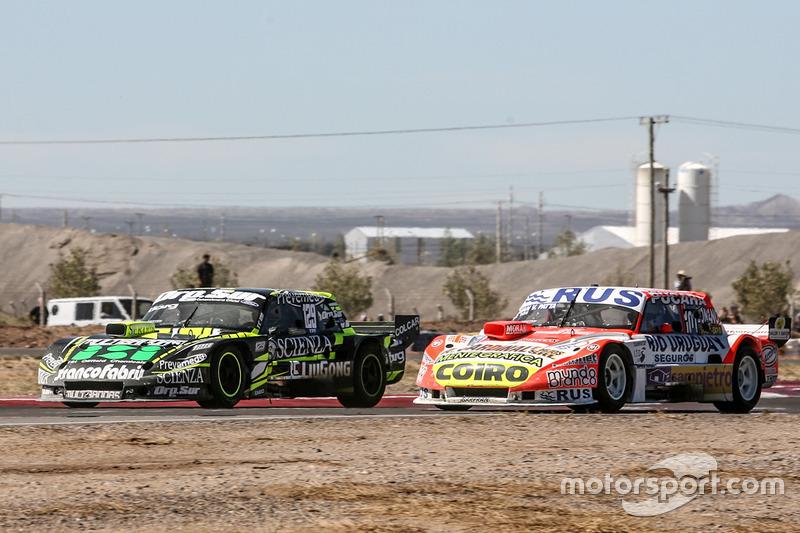 Mauro Giallombardo, Werner Competicion Ford, Lionel Ugalde, Ugalde Competicion Ford