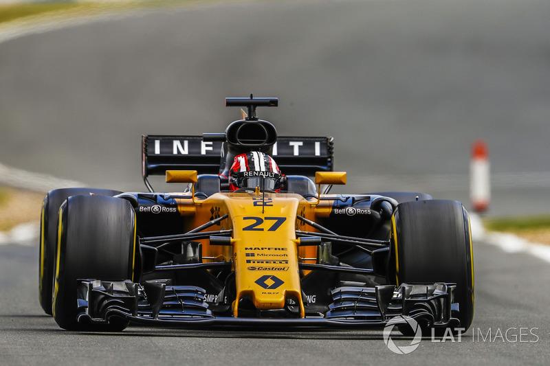 Gewinner: Nico Hülkenberg (Renault)