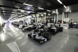 Des Williams F1