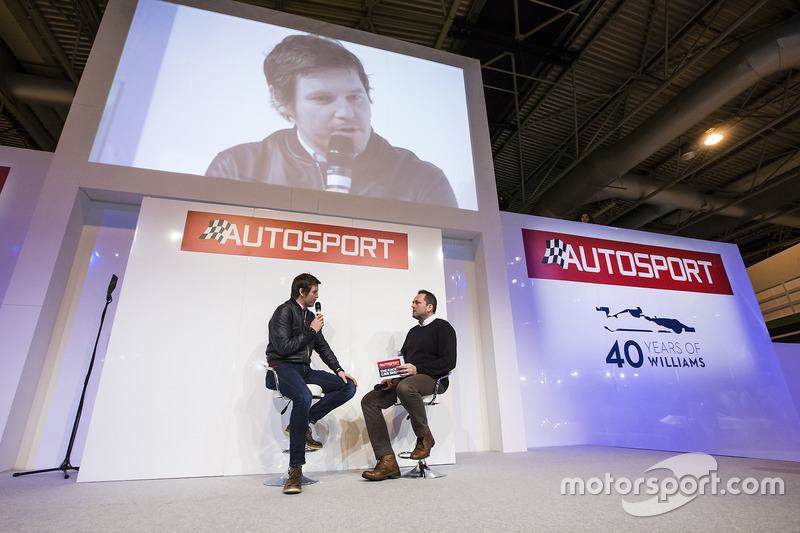 Rob Smedley, Williams Martini Racing