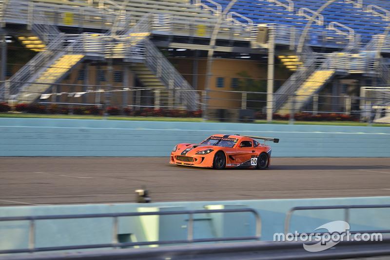 #20 MP2A Ginetta G55 driven by Renato Benedetto & Adolpho Rossi of Ginetta USA