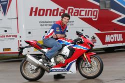 Guy Martin, Honda Racing