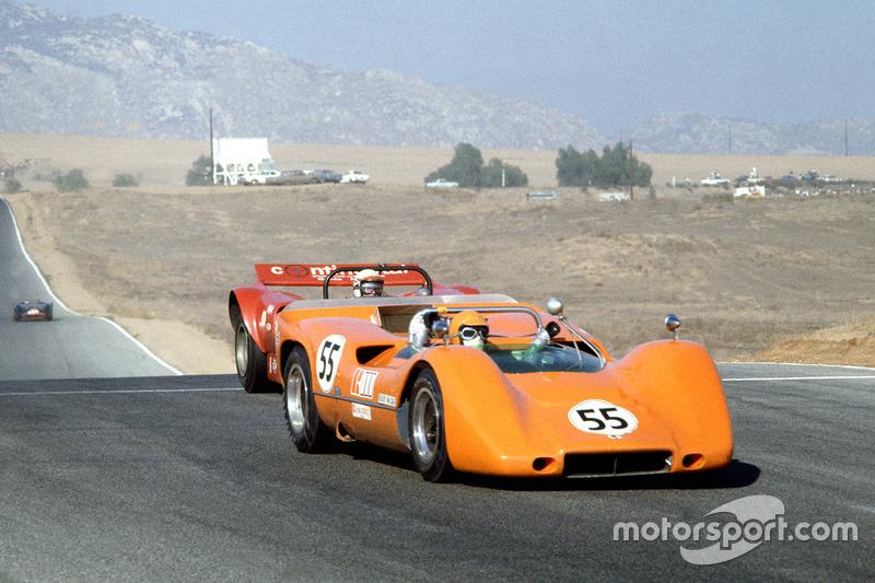 Roger McCaig, McLaren M6B Chevrolet