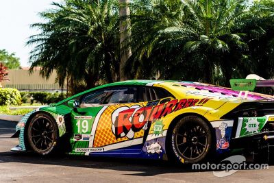 GEAR Racing livery unveil
